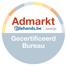 Gecertificeerd 2dehands.be Partner